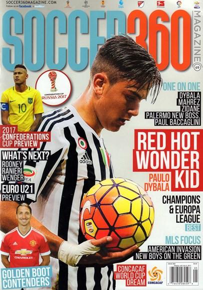 Soccer 360 Cover - 5/1/2017