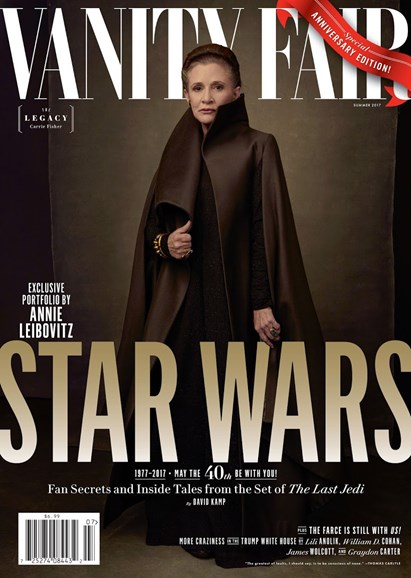 Vanity Fair Cover - 6/1/2017