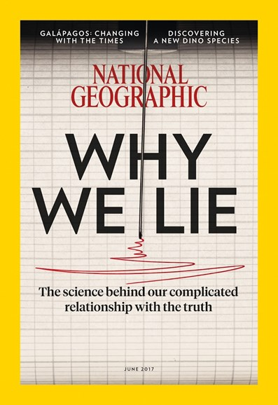 National Geographic Cover - 6/1/2017