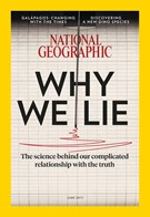 National Geographic Magazine 6/1/2017