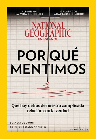 National Geographic En Español Cover - 6/1/2017