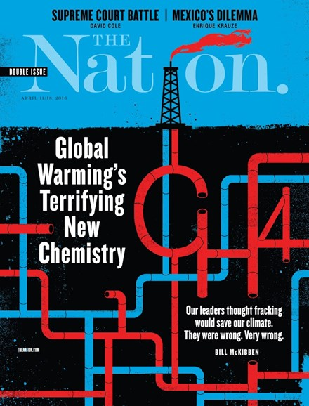 The Nation Cover - 4/11/2016