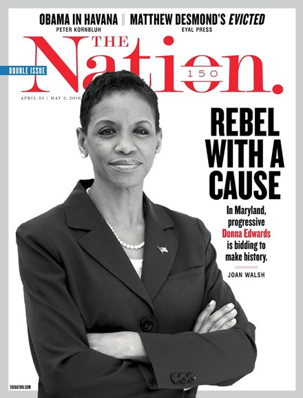 The Nation Cover - 4/25/2016
