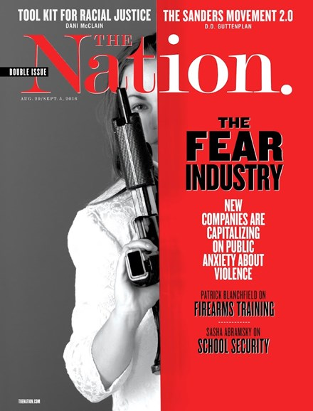 The Nation Cover - 8/29/2016