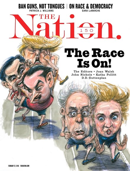 The Nation Cover - 2/22/2016
