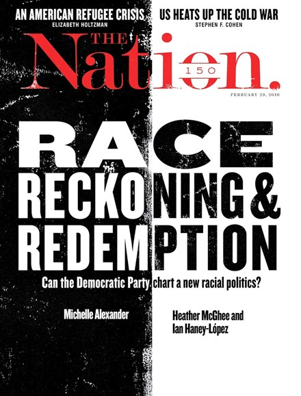 The Nation Cover - 2/29/2016