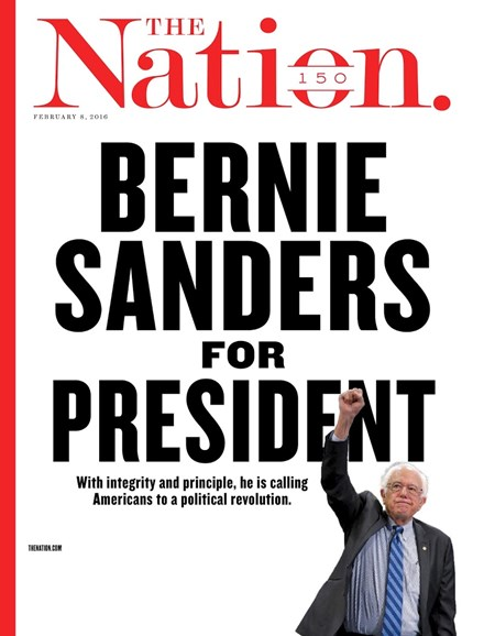 The Nation Cover - 2/8/2016