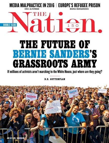 The Nation Cover - 6/20/2016
