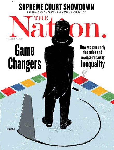 The Nation Cover - 3/7/2016
