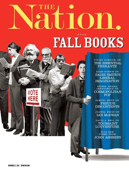 The Nation Cover - 11/21/2016