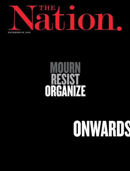 The Nation Cover - 11/28/2016