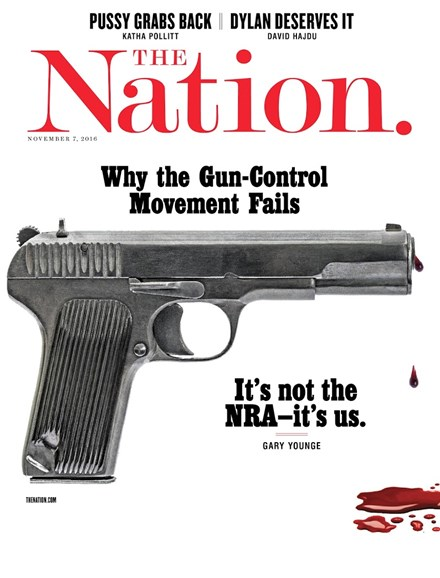 The Nation Cover - 11/7/2016