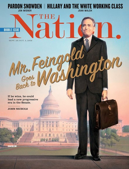 The Nation Cover - 9/26/2016