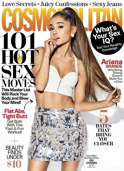 Cosmopolitan Cover - 4/1/2017