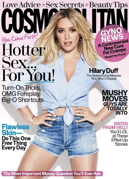 Cosmopolitan Cover - 2/1/2017