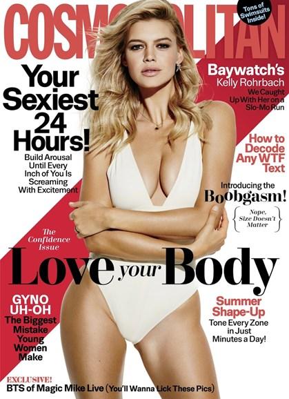 Cosmopolitan Cover - 6/1/2017