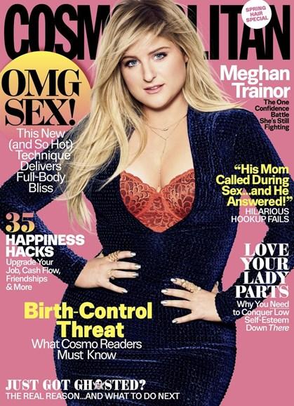 Cosmopolitan Cover - 5/1/2017