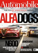 Automobile Magazine 6/1/2017
