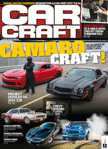 Car Craft Cover - 6/1/2017
