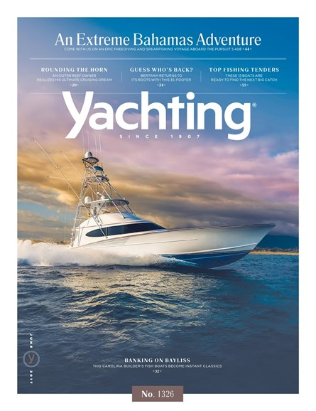 Yachting Cover - 6/1/2017