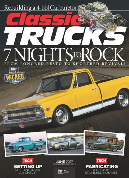 Classic Trucks Cover - 6/1/2017
