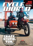 Cycle World Magazine 6/1/2017
