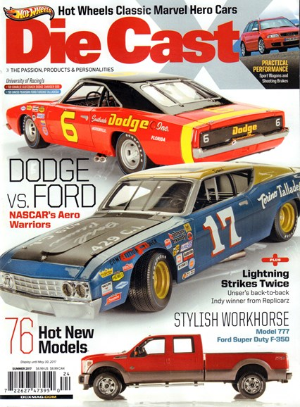 Diecast X Cover - 6/1/2017