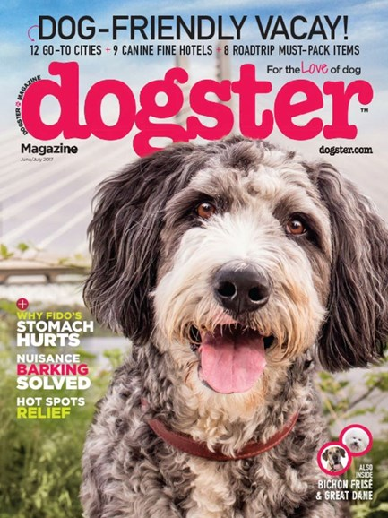Dogster Cover - 6/1/2017