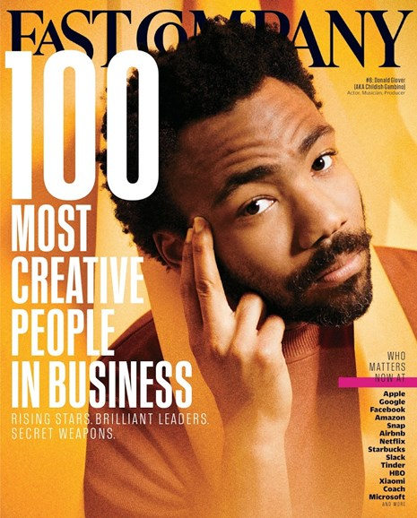 Fast Company Cover - 6/1/2017