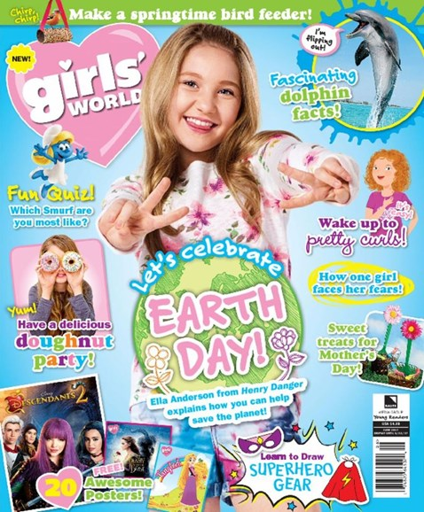 Girls' World Cover - 6/1/2017