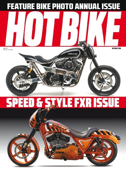 Hot Bike Cover - 6/1/2017