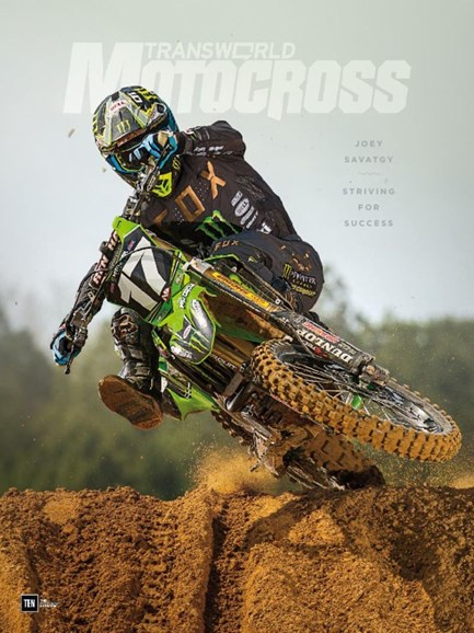 Transworld Motocross Cover - 6/1/2017