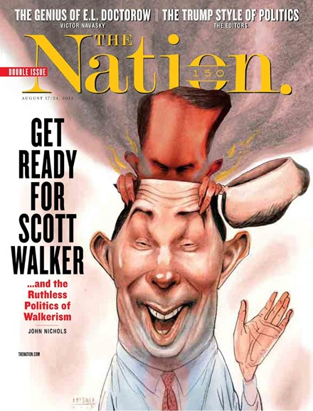 The Nation Cover - 6/17/2015