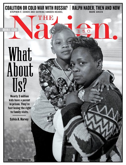 The Nation Cover - 12/21/2015