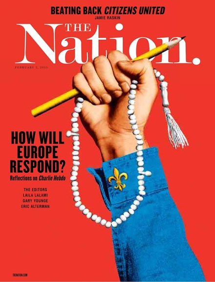 The Nation Cover - 2/2/2015