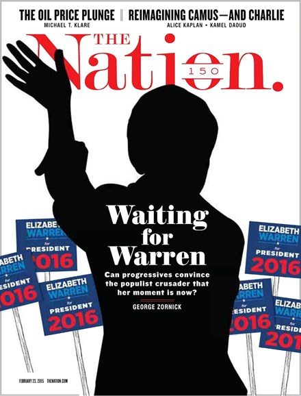 The Nation Cover - 2/23/2015