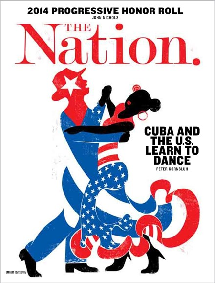 The Nation Cover - 1/12/2015