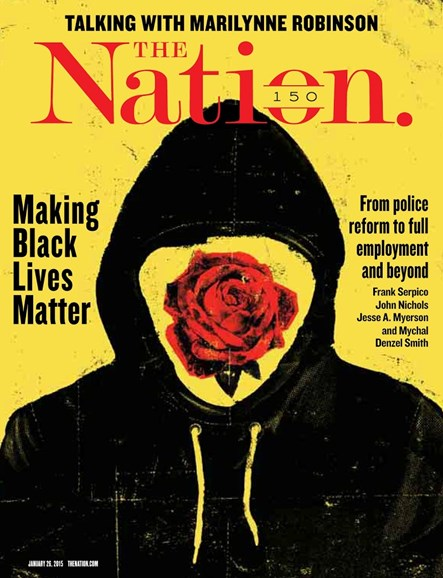 The Nation Cover - 1/26/2015