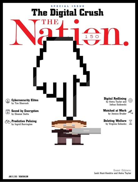 The Nation Cover - 6/15/2015