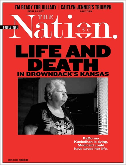 The Nation Cover - 6/22/2015