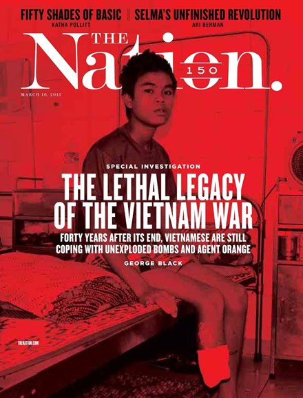 The Nation Cover - 3/16/2015