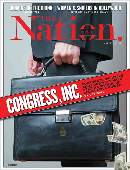 The Nation Cover - 3/2/2015