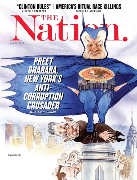 The Nation Cover - 5/18/2015