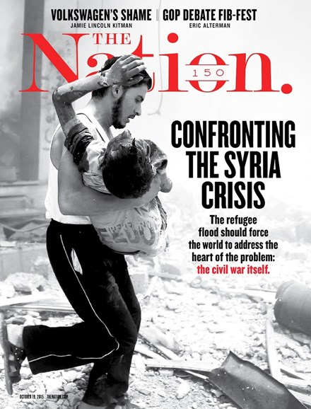 The Nation Cover - 10/19/2015