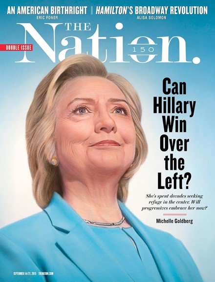 The Nation Cover - 9/14/2015