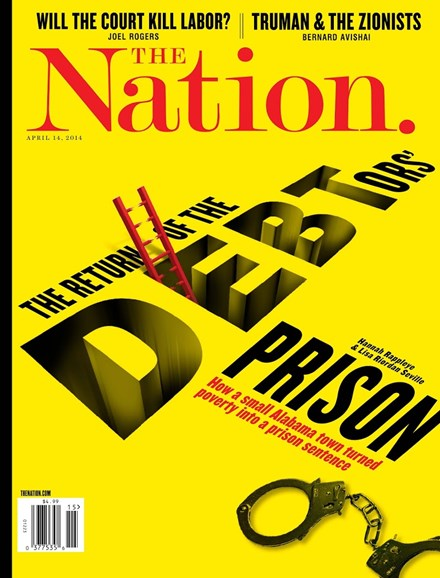 The Nation Cover - 4/14/2014