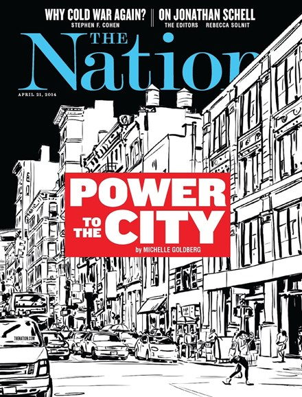 The Nation Cover - 4/21/2014