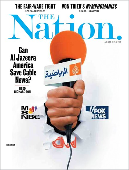 The Nation Cover - 4/28/2014