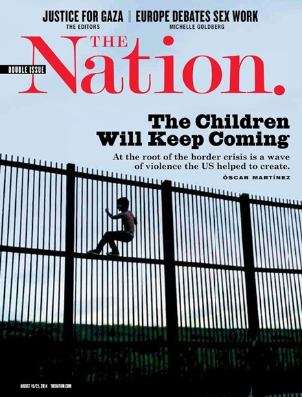 The Nation Cover - 8/18/2014