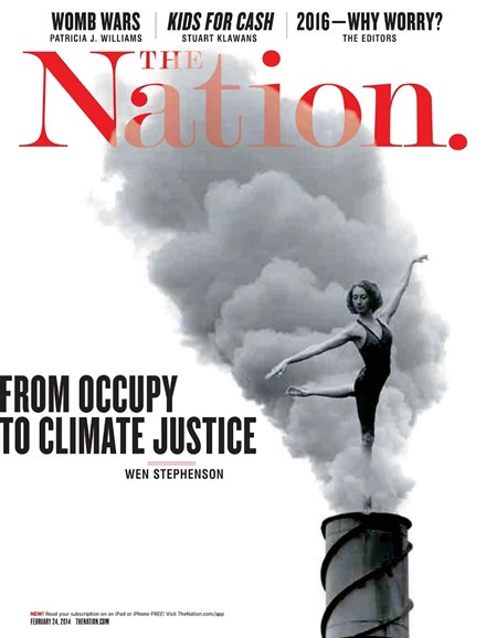 The Nation Cover - 2/24/2014